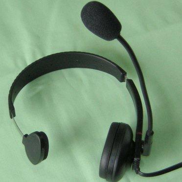 電話總機電話耳機, 101-NEC 電話耳機, 適用在<br>NEC-12TXH-A-TEL,<br>NEC-24TXH-A-TEL,<br> DT300, DT400, DT700,<br>DT800, DTL,ITL,Dterm80等系列電話