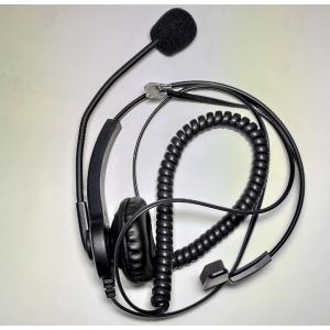 電話總機電話耳機, A-103電話耳機-國洋電話機專用