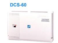 電話總機DCS-60通航電話總機(4外線8分機阜主機+ 8顯示型分機)