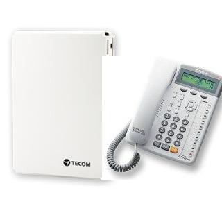 電話總機14週年慶特別優惠-DX-304東訊電話總機(3外線4台10外線鍵顯示型分機) -機型DX-616(SD-616)