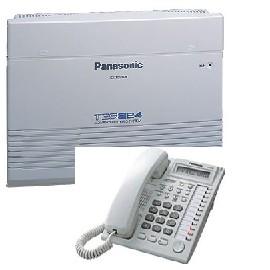 電話總機14週年慶殺很大, -KX-TES304國際牌電話總機豪華套餐:KX-TES308總機+4台KX-T7730來電顯示話機