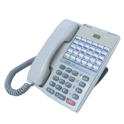 電話總機通航電話機TD-8415A  12鍵標準型數位話機-TONNET
