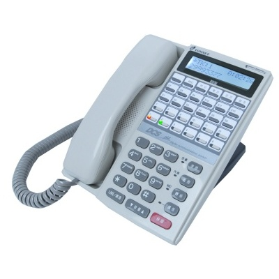 電話總機通航電話機TD-8415D  12鍵顯示型數位話機-TONNET