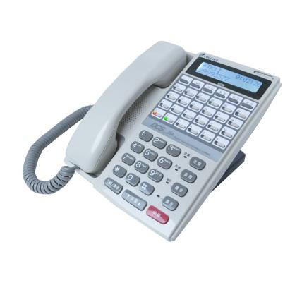 電話總機通航電話機TD-8615D 24鍵顯示型數位話機-TONNET