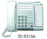電話總機通航電話機TD-9315A  8鍵標準型數位話機-TONNET