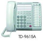 電話總機通航電話機TD-9615A   24鍵標準型數位話機-TONNET