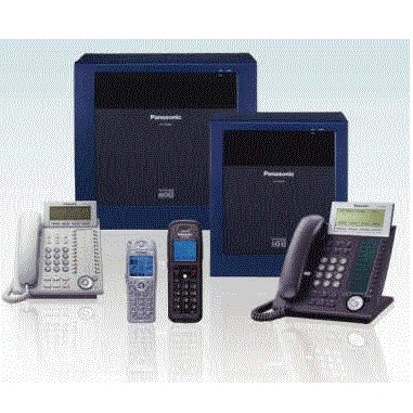 �q���`��Panasonic TDE100 IP PBX, ��ڵP�����洫��,�t�ήe�q�@�� �̤j256����(128�DzΤ��� + IP����)