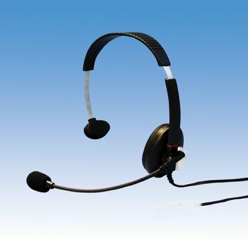 電話總機電話耳機, 101A, 東訊電話耳機,通航電話耳機-眾通電話耳機-插聽筒洞,保證可用