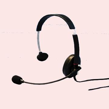 電話總機電話耳機, 101D,瑞通電話耳機-免持聽筒耳機-插聽筒洞-